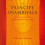 Le principe shambhala, la voie du bonheur -le livre de Sakyong Mipham Rinpoché. Shambhala