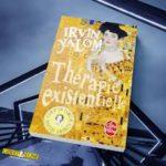 Thérapie existentielle d' Irvin Yalom professeur de psychiatrie à Stanford, Irvin Yalom écrit des livres entre fiction, philosophie et psychothérapie
